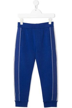 Emporio Armani Stripe-detail track pants
