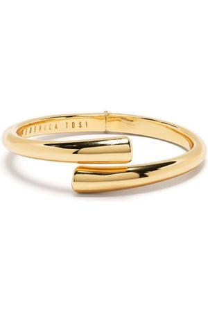 FEDERICA TOSI Curved two-sided bracelet