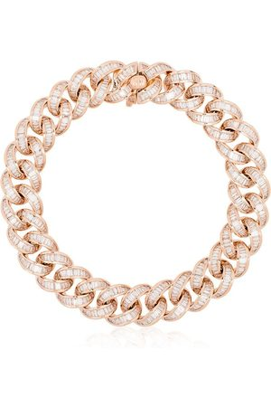 Shay 18kt rose diamond bracelet