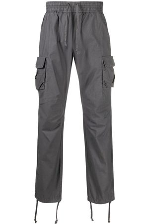 JOHN ELLIOTT Straight-leg cargo trousers