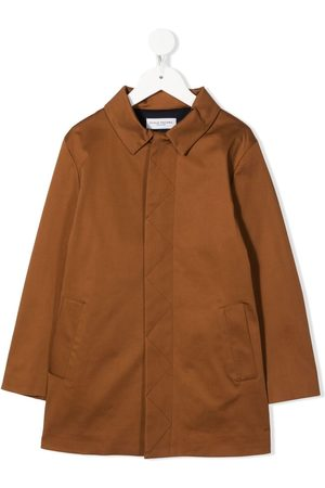 Paolo Pecora Concealed-fastening jacket