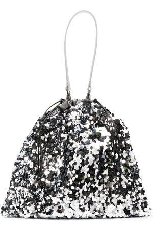 JUNYA WATANABE Sequin-embellished tote bag