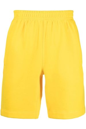 Styland Logo patch track shorts