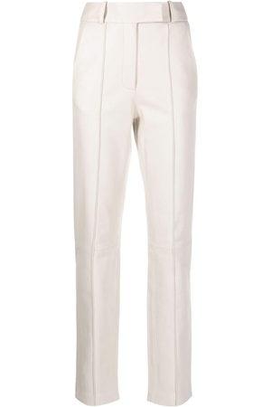 Frenken Cast leather trousers