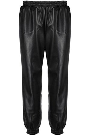 Apparis Women Trousers - Ryan vegan leather track pants
