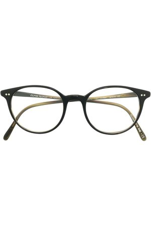 Oliver Peoples Mikett round-frame glasses