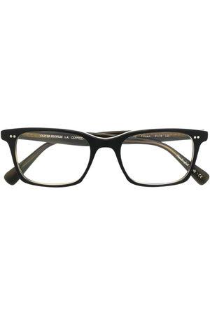 Oliver Peoples Nisen square-frame glasses