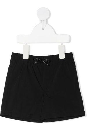 Dolce & Gabbana Baby Swim Shorts - Logo patch swimwear