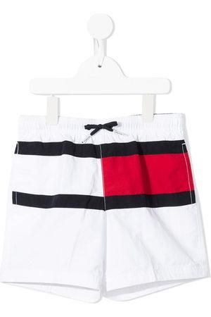 Tommy Hilfiger Drawstring swim shorts