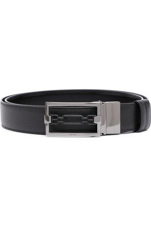 Bally Horsebit-detail leather belt