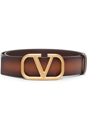 VALENTINO GARAVANI Men Belts - VLOGO buckle belt