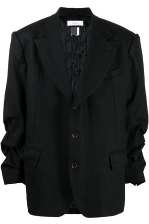 FACETASM Oversized single-breasted blazer