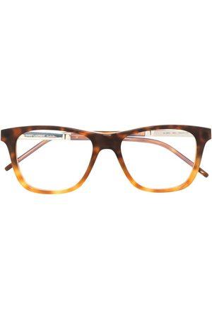 Saint Laurent Sunglasses - Tortoise-shell D-frame glasses