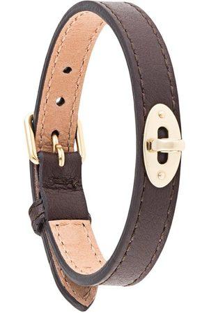 MULBERRY Women Bracelets - Bayswater New Thin leather bracelet