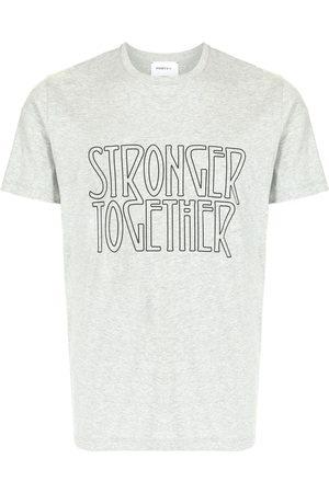 Ports V Short Sleeve - Stronger Together print T-shirt