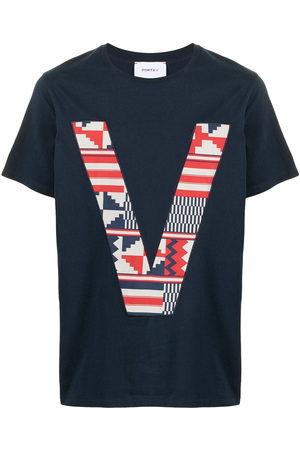Ports V Short Sleeve - V logo T-shirt