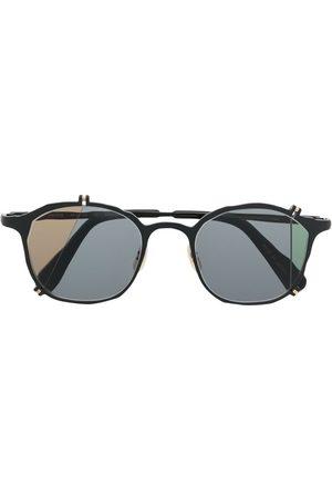 MASAHIROMARUYAMA Sunglasses - Colour-block lense sunglasses