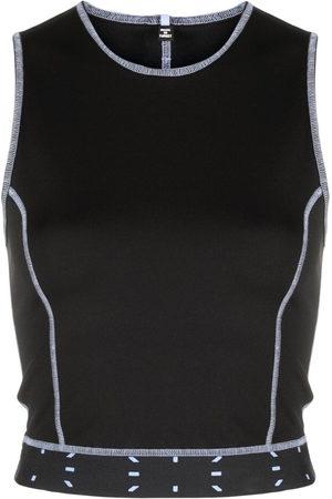 McQ Sleeveless cropped top