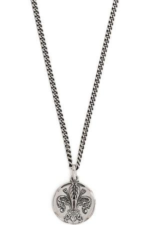 EMANUELE BICOCCHI Coin-pendant necklace