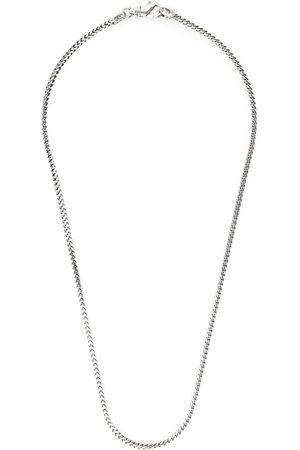 EMANUELE BICOCCHI Square box chain necklace