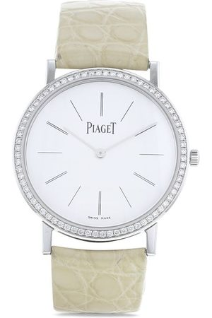 PIAGET 2010 pre-owned Altiplao 34mm