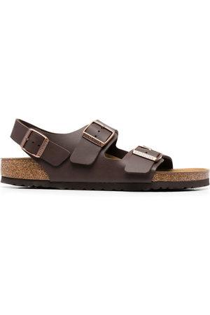 Birkenstock Milano double-buckle sandals