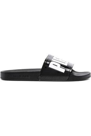 Philipp Plein Logo-print sandals