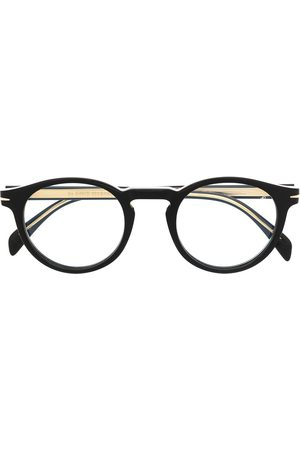 Eyewear by David Beckham Round-frame glasses