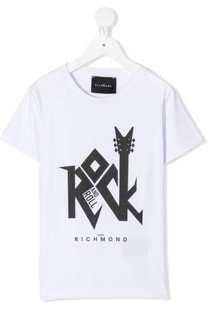 John Richmond Junior Graphic-print T-shirt