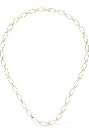 Eera Reine 18kt & Diamond Chain Necklace