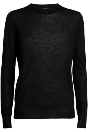 Joseph Cashair Round-Neck Sweater