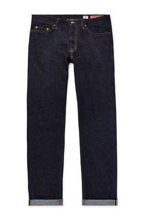 JEAN SHOP Men Trousers - DENIM - Denim trousers