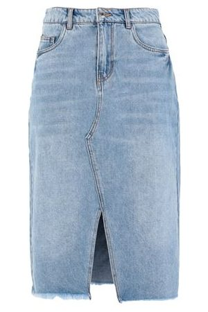 Vero Moda DENIM - Denim skirts