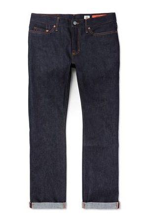 JEAN SHOP DENIM - Denim trousers