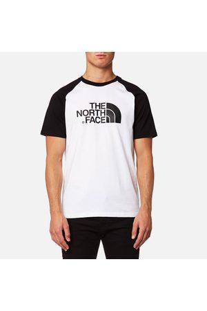 The North Face Men Tops - Men's Raglan Easy Short Sleeve T-Shirt