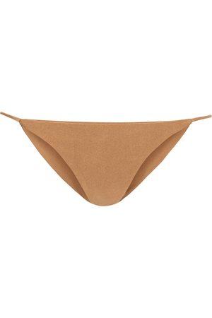 Jade Swim Exclusive to Mytheresa – Bare Minimum bikini bottoms