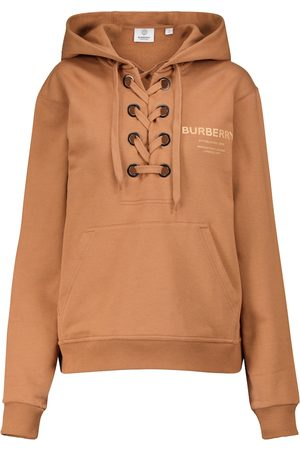 Burberry Horseferry organic cotton hoodie