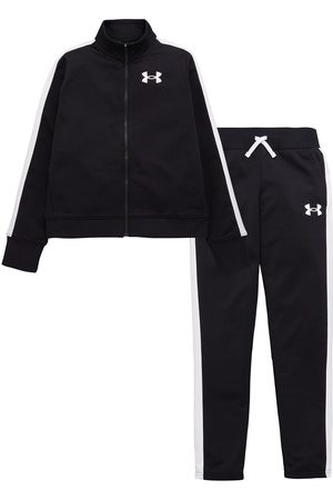 Under Armour Girls Knit Tracksuit