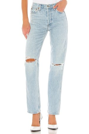 RE/DONE Originals High Rise Loose in . Size 24, 26.