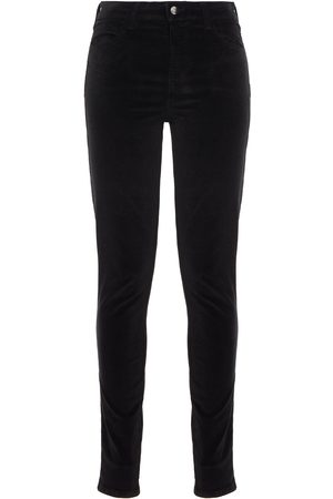 J Brand Woman Cotton-blend Velvet Skinny Pants Size 25