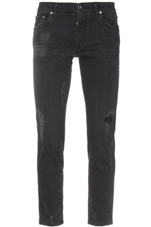 Dolce & Gabbana Men Trousers - DENIM - Denim trousers