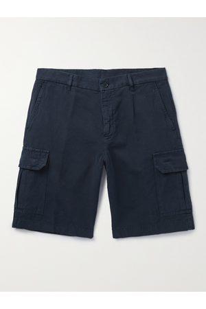 Loro Piana Linen Bermuda Shorts