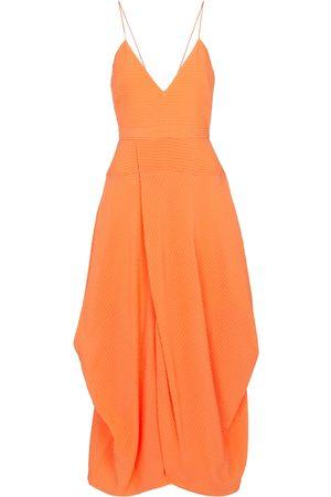 Stella McCartney Jenna silk midi dress