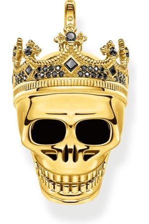 Thomas Sabo Bracelet skull King gold PE815-414-11