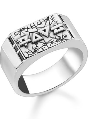 Thomas Sabo Ring elements of nature silver TR2331-643-11-60