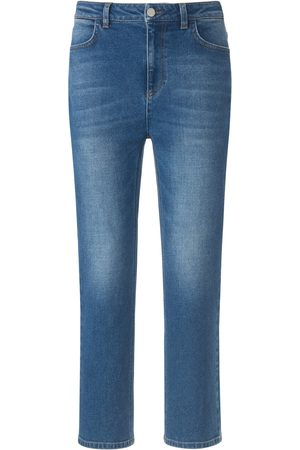DAY.LIKE Ankle-length Slim Fit jeans in 4-pocket style denim size: 18s