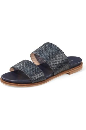 Salamander Plaited sandals made of cowhide nappa size: 36