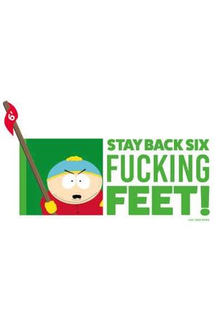 Men T-shirts - South Park Cartman Six Feet Men's T-Shirt