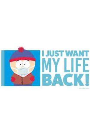 Men T-shirts - South Park I Just Want My Life Back Men's T-Shirt
