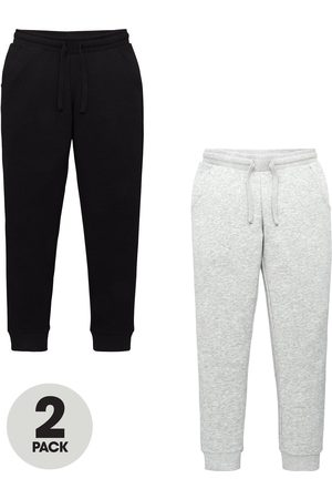 Very Girls Joggers - Girls Essential 2 Pack Skinny Joggers - /